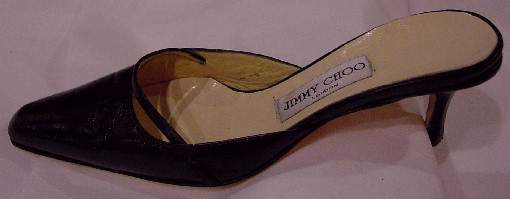 Finished Jimmy Choo with new liner